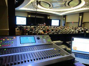 event audio service