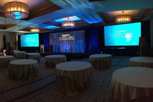 event technology service for conferences