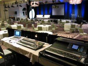 audio visual equipment boston