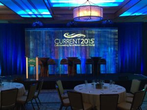 event technology service for meetings