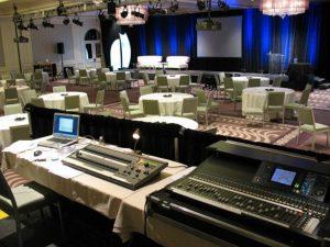 Ritz-Carlton-Laguna - Event Lighting by EAV
